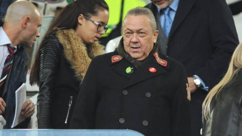 West Ham Owner David Sullivan Wants To Help Homeless Hero