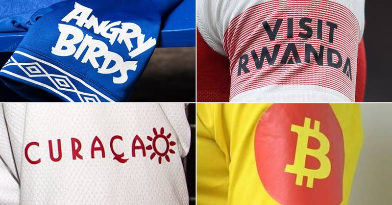 QUIZ: Can You Name The Football Club Based On Their Sleeve Sponsor?