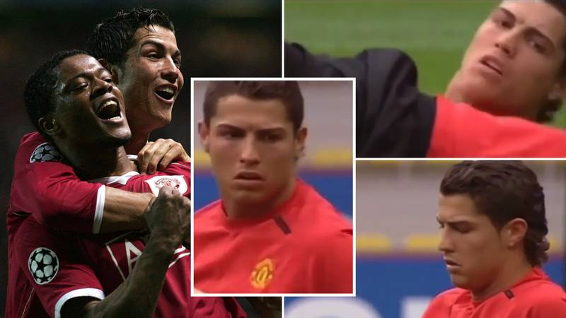 Patrice Evra Posts Classic Cristiano Ronaldo Training Clip With Hilarious Message