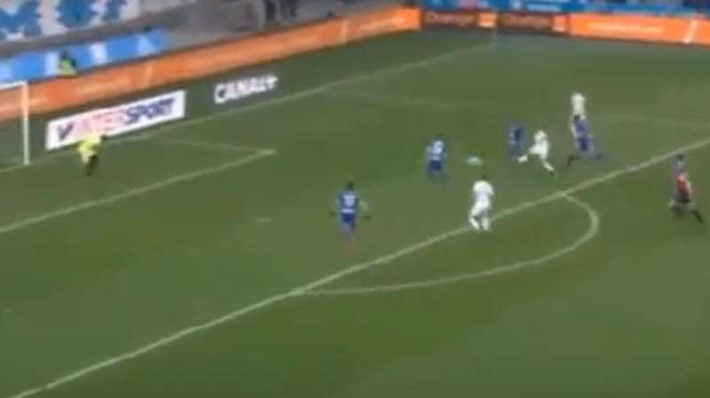 Watch: Dimitri Payet Scores Stunning Outside Of The Foot Strike