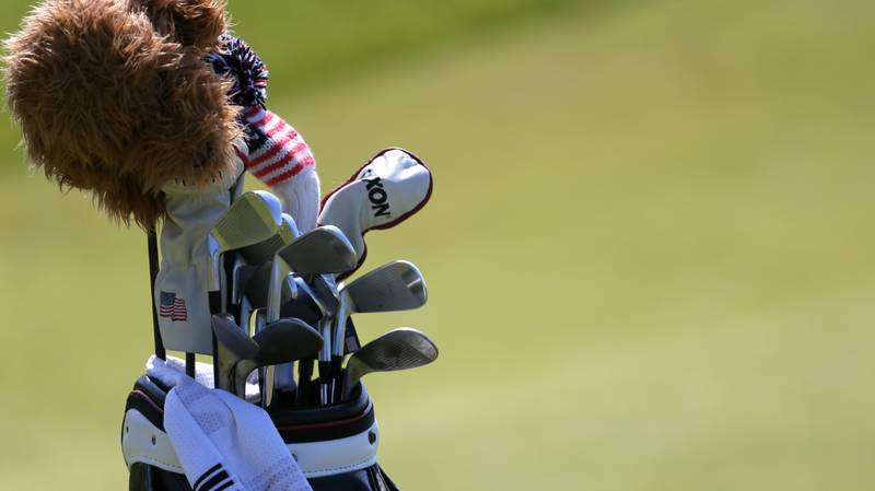 A Company Is Promising UK's 'Sexiest And Naughtiest Golf Day'