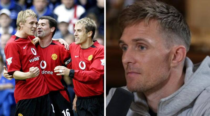Darren Fletcher Recalls The Ultimate Compliment Roy Keane Gave Him For A Great Performance