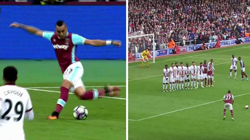 Dimitri Payet's 2015/16 Season For West Ham United Was Absolutely Incredible