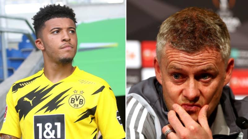 Borussia Dortmund Manager Gives Latest Update On Jadon Sancho Transfer
