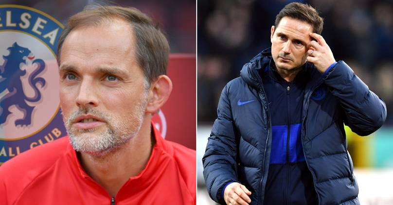 Thomas Tuchel Reveals Classy 'Personal Message' From Outgoing Chelsea Boss Frank Lampard