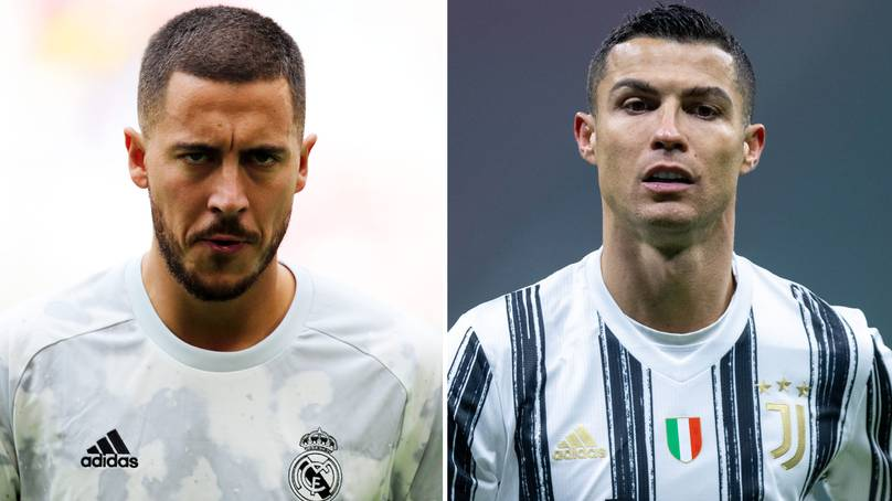Filipe Luis Names Eden Hazard In 'Top Three Footballers On Earth' As Cristiano Ronaldo Is Left Out
