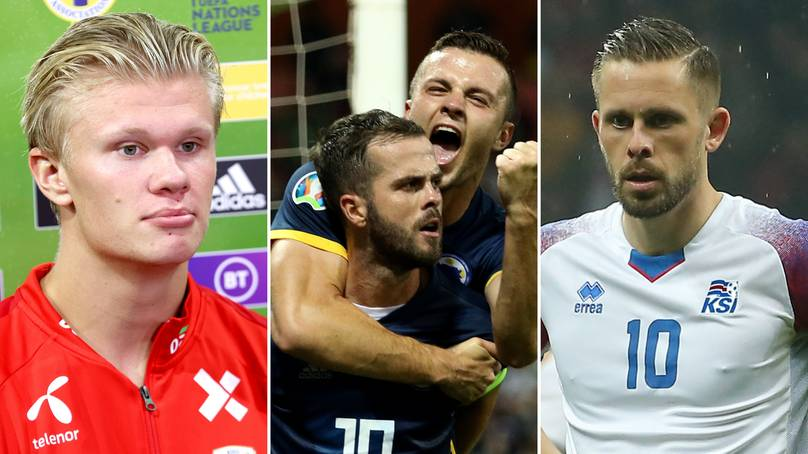 The Most Valuable Players To Miss Euro 2020 Have Been Revealed, Erling Haaland Is Only Second