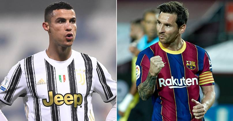 Fan Creates Thread On Why Cristiano Ronaldo Being A Better Goalscorer Than Lionel Messi Is A Myth