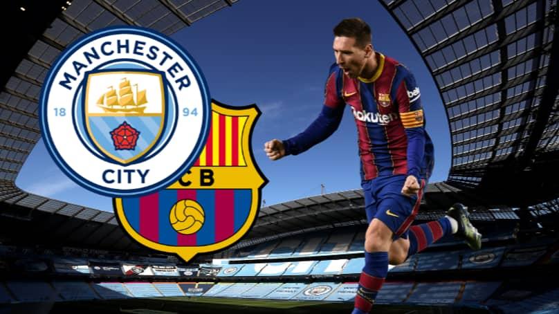 Lionel Messi Decision Impacts Manchester City's Sergio Aguero Replacement Wishlist